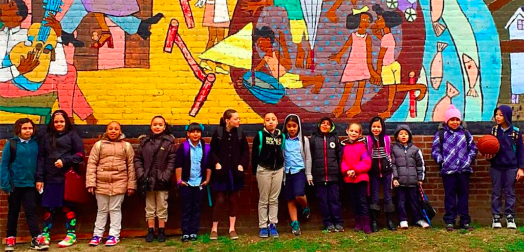 Changing the World, One Writer at a Time: Community Outreach in Holyoke MA. By Kathy Dunn