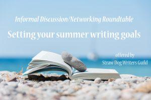 Becky Jones on Summer Writing Goals