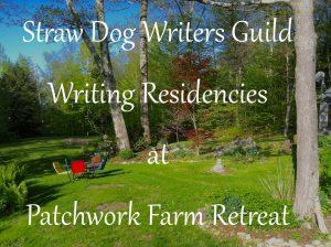 SDWG Writing Residencies