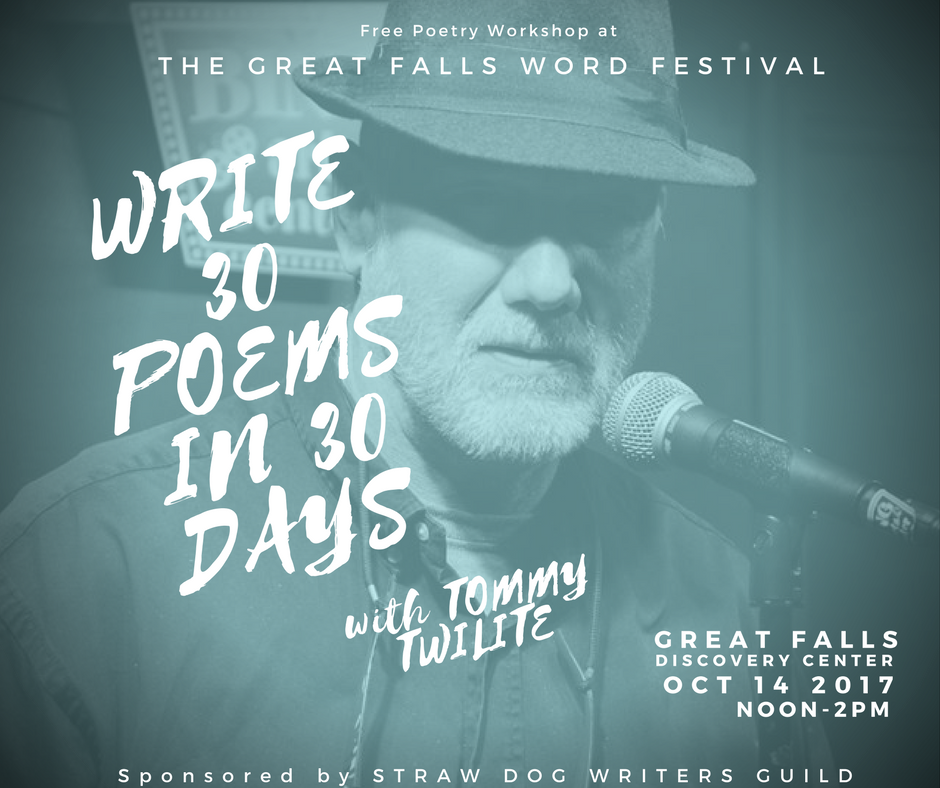 Past Events - Straw Dog Writers Guild