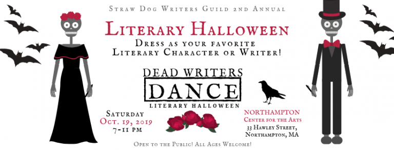 Literary Halloween - Dead Writers Dance!