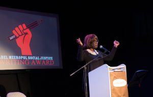 Abel Meeropol Social Justice Writing Award Event