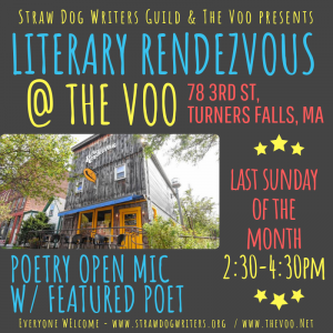 The Voo Open Mic by Candace Curran