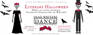 Literary Halloween - Dead Writers Dance!